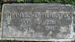 Charles D Houston