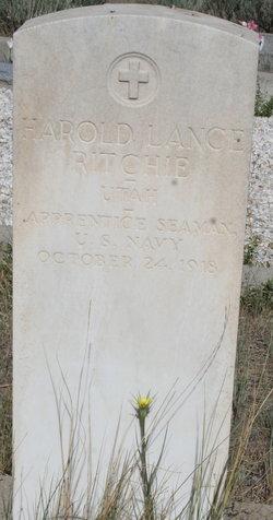 Harold Lance Ritchie