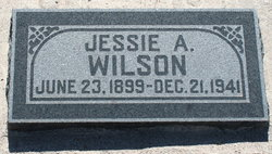 Jessie A Wilson