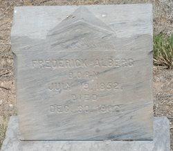 Frederick Alberg