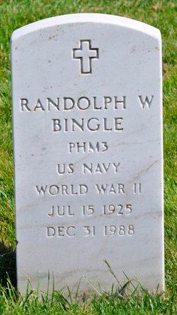 Randolph W Bingle