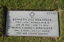 Kenneth Lyle Birkhofer