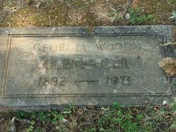 Georgia May <I>Woody</I> Clevenger