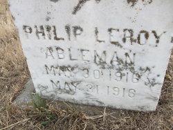 Philip Leroy Ableman