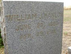 William James Hanlon