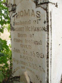 Thomas McMahon