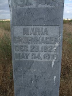 Maria Gruenhagen