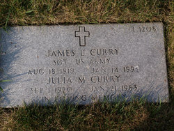 James L Curry