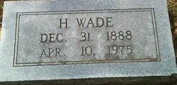 H Wade Hampton