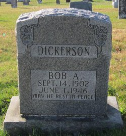 Bob Alex Dickerson