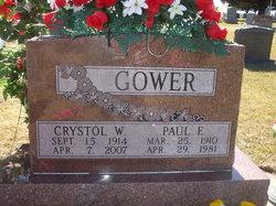 Paul Edwin Gower