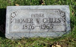 Homer Warren Chiles