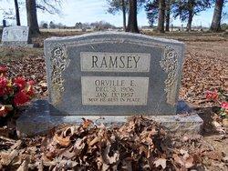 Orville E. Ramsey
