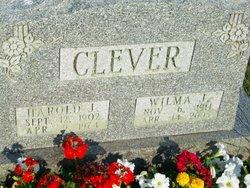 Harold John Clever