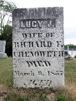 Lucy Jane <I>Vredenburg</I> Chenoweth
