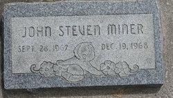John Steven Miner