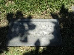 Christopher D Cratch, Jr