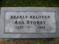 Ada F. <I>Altaffer</I> Storey