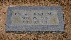Dallas Head Pace