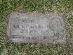 """Lucille """"Lou"""" <I>Asselborn</I> Barone"""