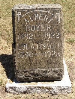 Albert Boyer