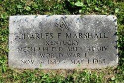 "Charles Fleming ""Pop"" Marshall"