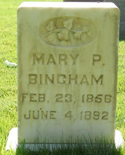 Mary Jane <I>Peters</I> Bingham
