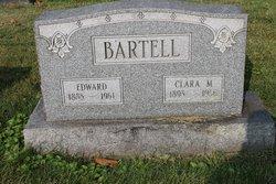Clara Matilda <I>Stegner</I> Bartell