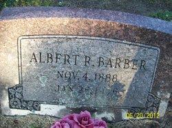 Albert R Barber
