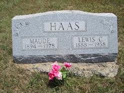 Maude <I>Anna</I> Haas