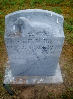 Fannie M. Armstrong
