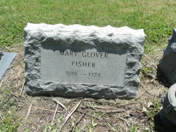 Mary <I>Glover</I> Fisher