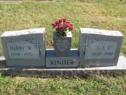 Susan Mildred <I>Childress</I> Kinder