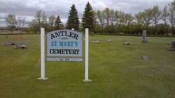 Antler Cemetery