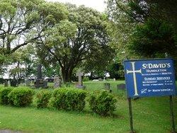 Hundleton, St David's Churchyard