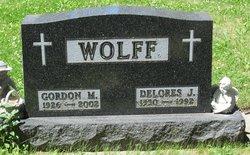 Delores J. <I>Hofland</I> Wolff