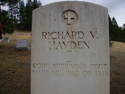 Richard Vose Hayden