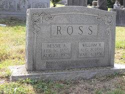 Bessie Amanda <I>Creekmore</I> Ross