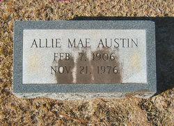 Allie Mae <I>Hargrove</I> Austin