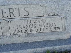 Francis Marion Roberts