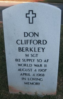 Don Clifford Berkley