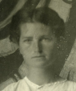 Etta May <I>Holden</I> Arney