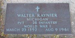 Walter Raynier