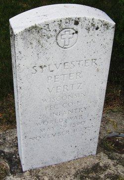Sylvester Peter Vertz
