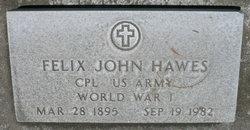 Felix John Hawes