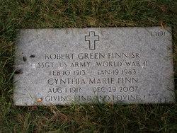 Robert G Finn, Sr
