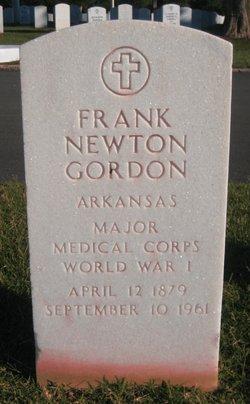 Frank Newton Gordon