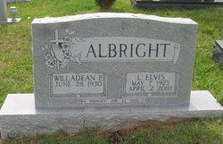 Luther Elvis Albright