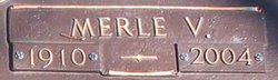 Merle V <I>Siemens</I> Bolton