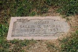 Sallie May Cecilia <I>Daugherty</I> Bagwell